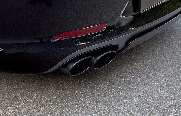 Techart 991 Dual Oval Tips For 991 2012 911 S